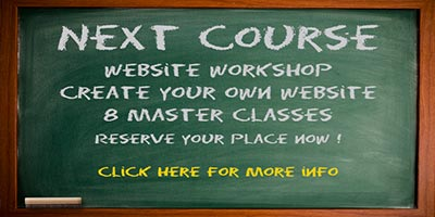 Manage your own website workshop