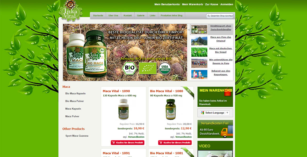Natural Health Products