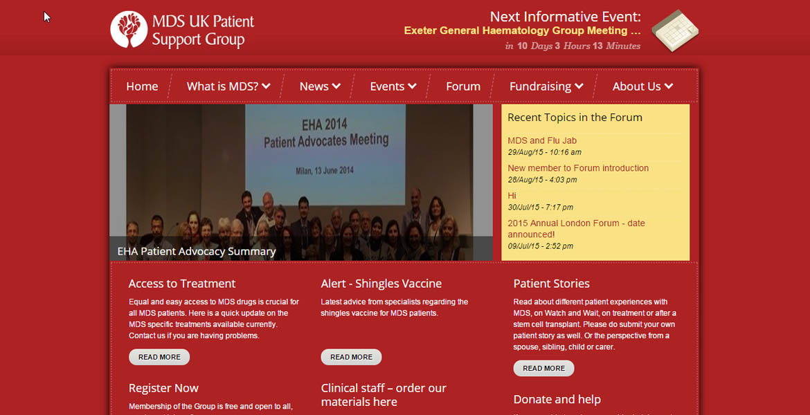 Online Patients Community